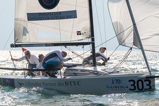 J70 Cup • Event 1 - Fraglia Vela Malcesine - Angela Trawoeger_K3I6349