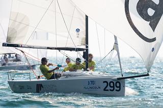 J70 Cup • Event 1 - Fraglia Vela Malcesine - Angela Trawoeger_K3I6329