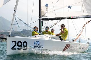 J70 Cup • Event 1 - Fraglia Vela Malcesine - Angela Trawoeger_K3I6314