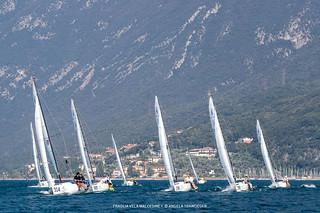 J70 Cup • Event 1 - Fraglia Vela Malcesine - Angela Trawoeger_K3I6087