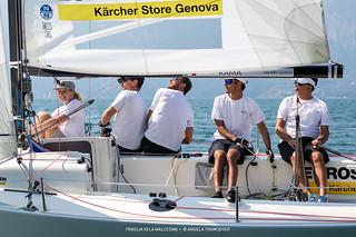 J70 Cup • Event 1 - Fraglia Vela Malcesine - Angela Trawoeger_K3I5709