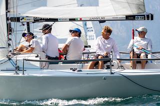 J70 Cup • Event 1 - Fraglia Vela Malcesine - Angela Trawoeger_K3I5690