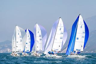 J70 Cup • Event 1 - Fraglia Vela Malcesine - Angela Trawoeger_K3I5671