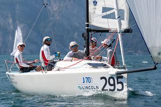J70 Cup • Event 1 - Fraglia Vela Malcesine - Angela Trawoeger_K3I5623