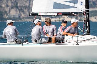 J70 Cup • Event 1 - Fraglia Vela Malcesine - Angela Trawoeger_K3I5419