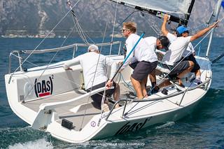 J70 Cup • Event 1 - Fraglia Vela Malcesine - Angela Trawoeger_K3I5400