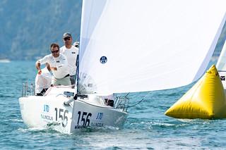 J70 Cup • Event 1 - Fraglia Vela Malcesine - Angela Trawoeger_K3I5354