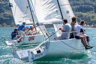 J70 Cup • Event 1 - Fraglia Vela Malcesine - Angela Trawoeger_K3I5306
