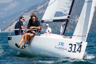 J70 Cup • Event 1 - Fraglia Vela Malcesine - Angela Trawoeger_K3I5291