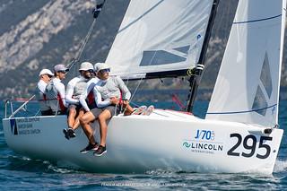 J70 Cup • Event 1 - Fraglia Vela Malcesine - Angela Trawoeger_K3I5287