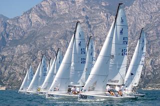 J70 Cup • Event 1 - Fraglia Vela Malcesine - Angela Trawoeger_K3I5251