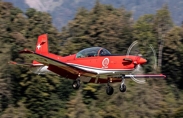 LSMM / SwissAirForce / Pilatus NCPC-7 / A-940