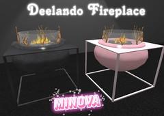 Deelando Fireplae