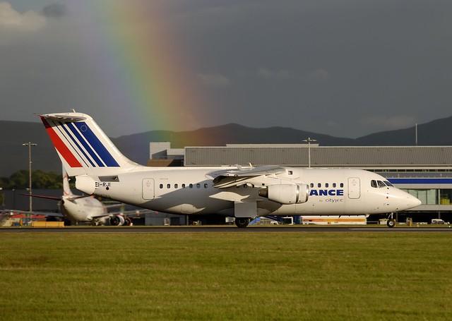 EI-RJI Air France