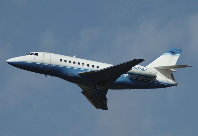 N175BC Dassault Falcon 2000