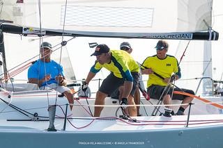J70 Cup • Event 1 - Fraglia Vela Malcesine - Angela Trawoeger_K3I6660