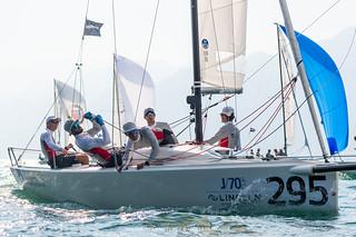 J70 Cup • Event 1 - Fraglia Vela Malcesine - Angela Trawoeger_K3I6317