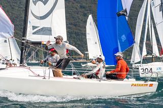 J70 Cup • Event 1 - Fraglia Vela Malcesine - Angela Trawoeger_K3I6210