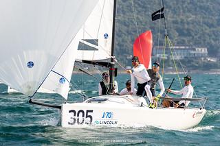 J70 Cup • Event 1 - Fraglia Vela Malcesine - Angela Trawoeger_K3I6191