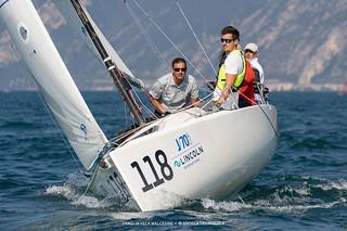 J70 Cup • Event 1 - Fraglia Vela Malcesine - Angela Trawoeger_K3I6140
