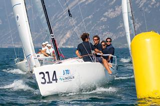J70 Cup • Event 1 - Fraglia Vela Malcesine - Angela Trawoeger_K3I6090