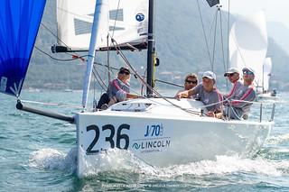 J70 Cup • Event 1 - Fraglia Vela Malcesine - Angela Trawoeger_K3I5981