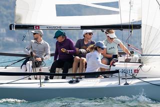 J70 Cup • Event 1 - Fraglia Vela Malcesine - Angela Trawoeger_K3I5910