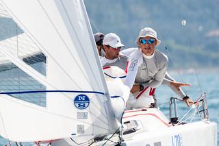 J70 Cup • Event 1 - Fraglia Vela Malcesine - Angela Trawoeger_K3I5865