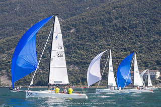 J70 Cup • Event 1 - Fraglia Vela Malcesine - Angela Trawoeger_K3I5846