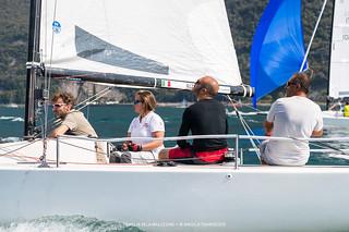 J70 Cup • Event 1 - Fraglia Vela Malcesine - Angela Trawoeger_K3I5843