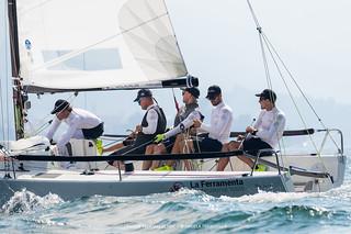 J70 Cup • Event 1 - Fraglia Vela Malcesine - Angela Trawoeger_K3I5793