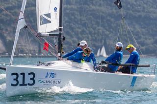 J70 Cup • Event 1 - Fraglia Vela Malcesine - Angela Trawoeger_K3I5667