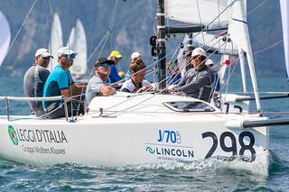 J70 Cup • Event 1 - Fraglia Vela Malcesine - Angela Trawoeger_K3I5598