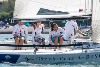 J70 Cup • Event 1 - Fraglia Vela Malcesine - Angela Trawoeger_K3I5569