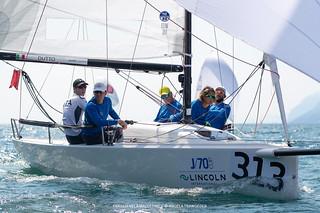 J70 Cup • Event 1 - Fraglia Vela Malcesine - Angela Trawoeger_K3I5466