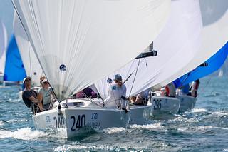 J70 Cup • Event 1 - Fraglia Vela Malcesine - Angela Trawoeger_K3I5427