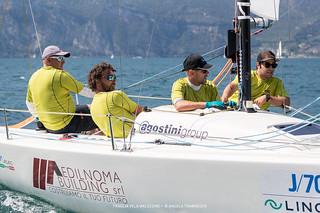 J70 Cup • Event 1 - Fraglia Vela Malcesine - Angela Trawoeger_K3I5405