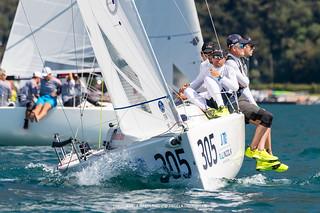 J70 Cup • Event 1 - Fraglia Vela Malcesine - Angela Trawoeger_K3I5323