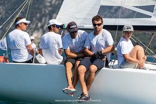 J70 Cup • Event 1 - Fraglia Vela Malcesine - Angela Trawoeger_K3I5295