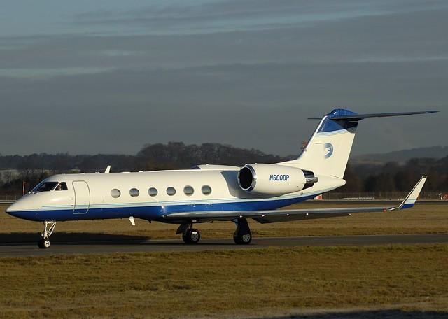 N600DR Gulfstream Aerospace G-IV