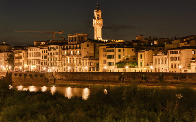 A Night in Florence