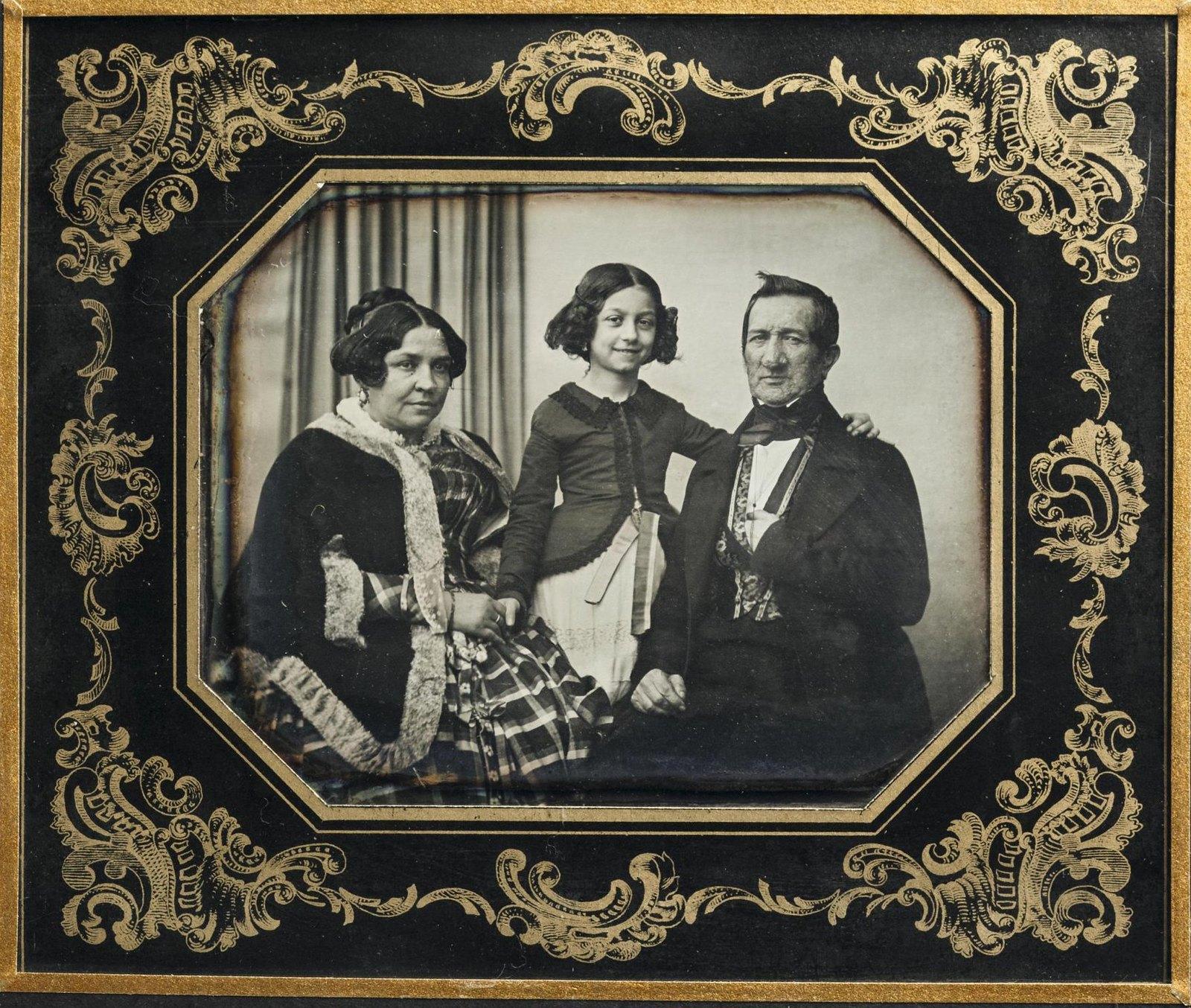 1847. Семейный портрет