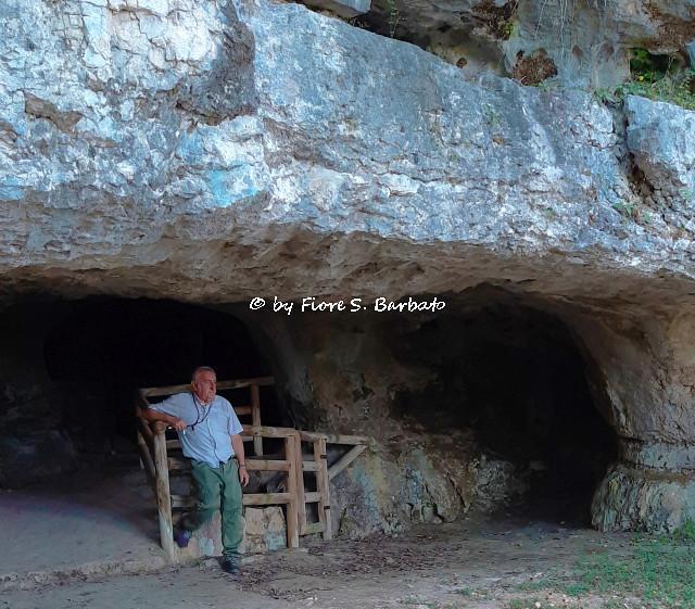 Profeti di Liberi (CE), 2020, La Grotta di San Michele Arcangelo.