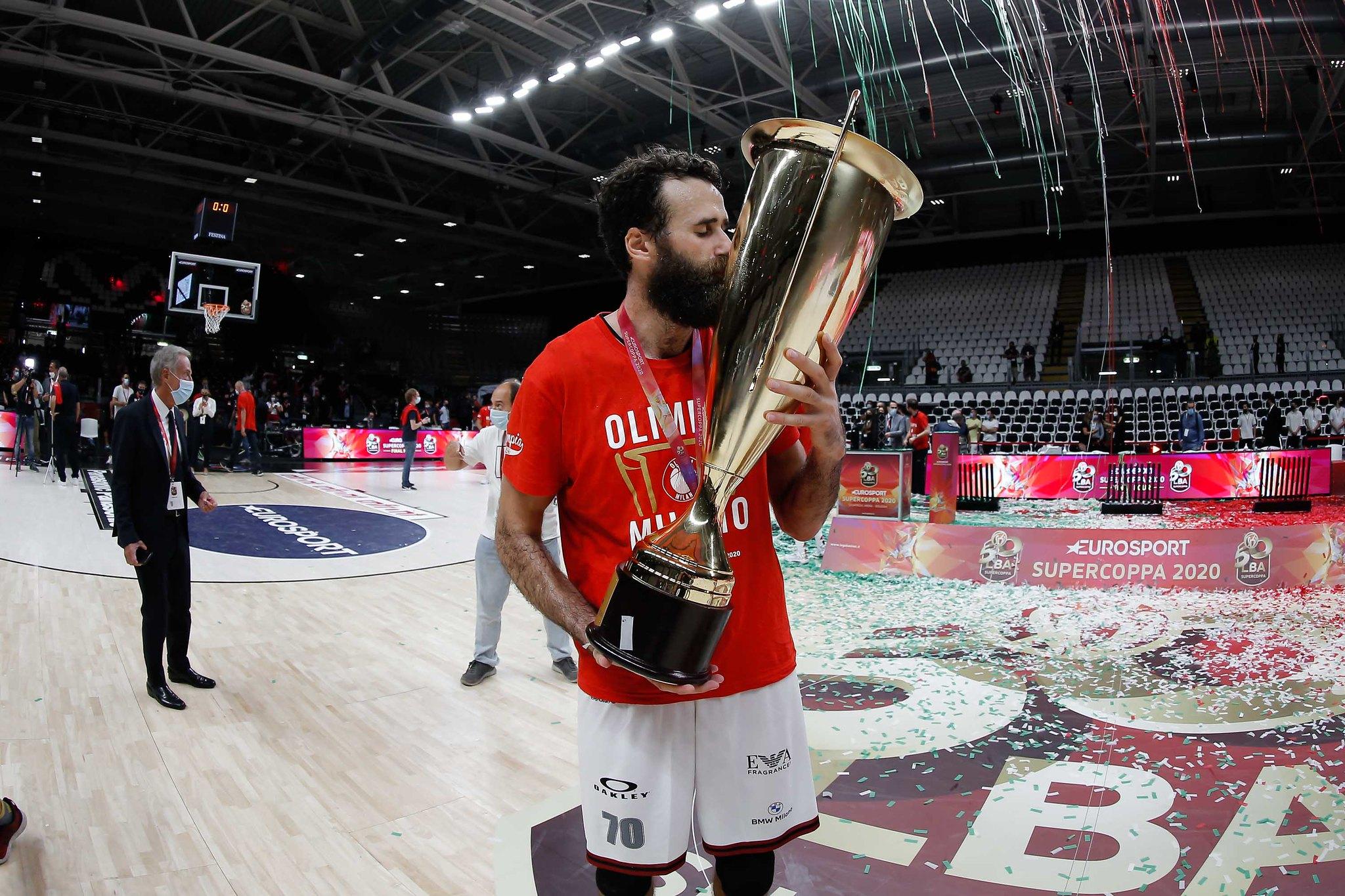 Gigi Datome e quel desiderio che è già realtà: vincere a Milano da uomo importante