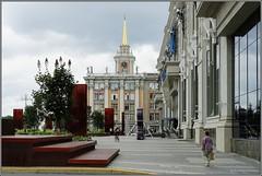 2018-08-03 Ekaterinburg - 1905 Goda Square - 5