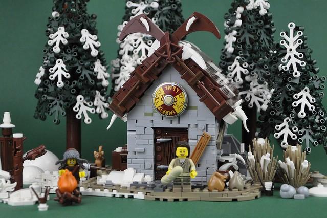Viking Village - Small Cottage