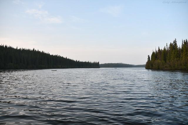 Sunset On The Lake - 4