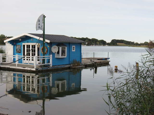 Hausboot Wolgast