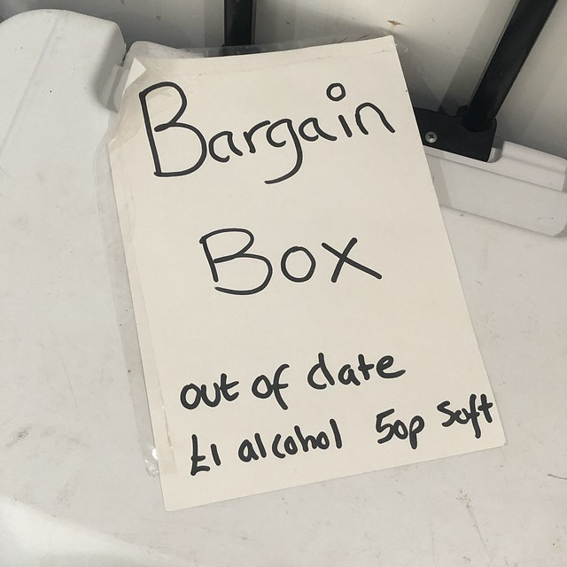 out of date alcohol