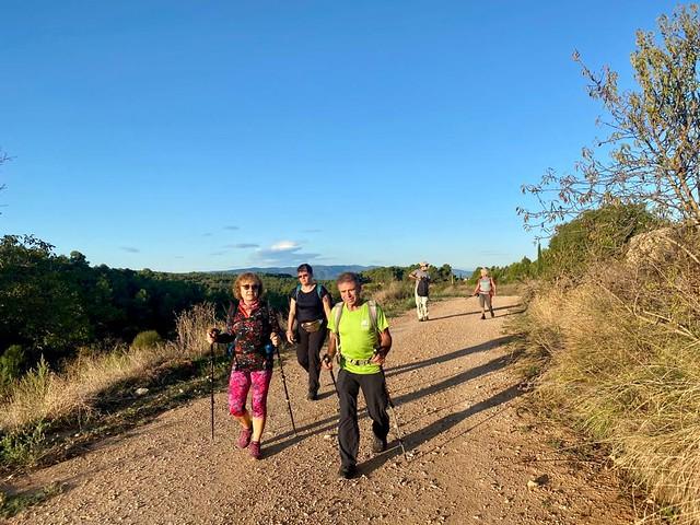 2020-09-20 Ruta del Císter 5a Etapa: de Rocafort de Queralt a Santes Creus